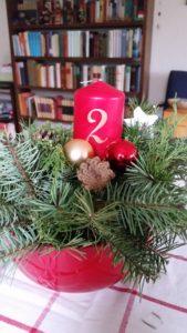 Atem holen im Advent - 2. Advent