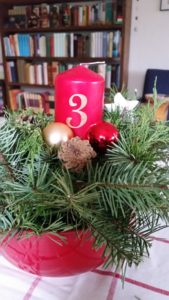 Atem holen im Advent - 3. Advent