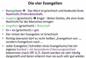 bibelkurs-die vier evangelien