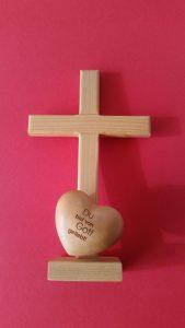 Hausandacht Kreuz Glauben Herz Liebe Jesus