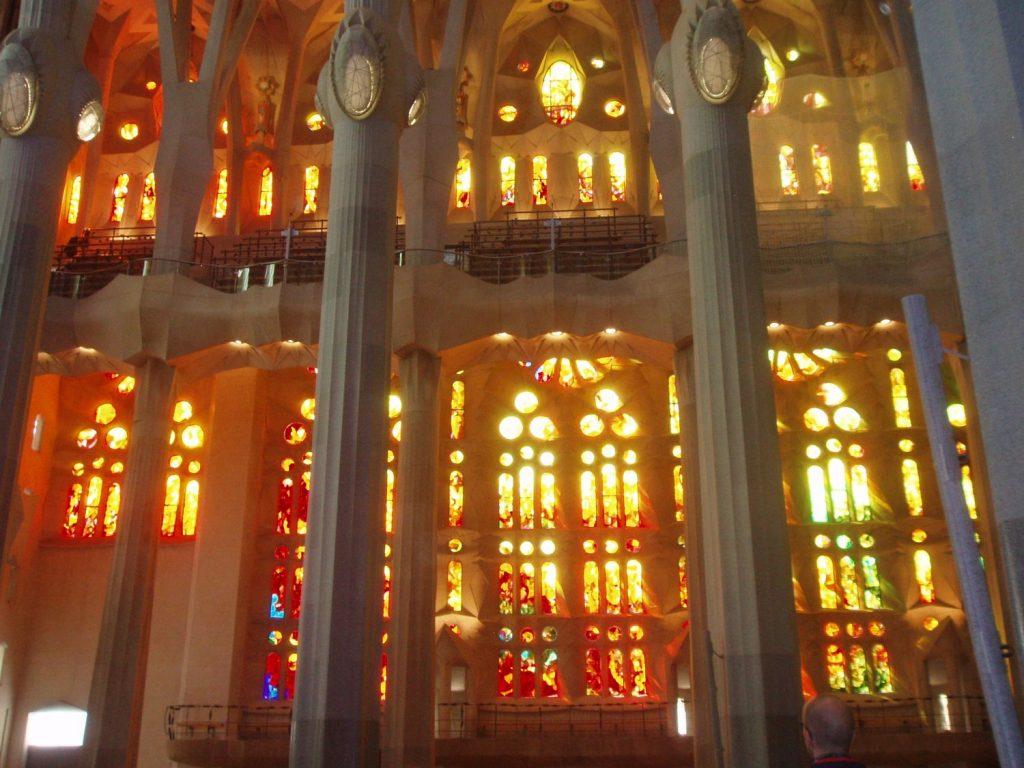 Silvester - Kirchenfenster