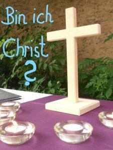 Predigt zu Römer 10,9-14 Kreuz Christ Bekenntnis