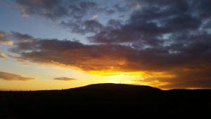 Predigten zum Lesen Epheser 6 Himmel Abendsonne Wolken