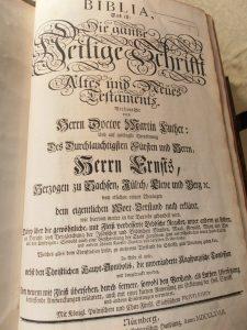 Glauben verstehen Kircheliche Feiertage Reformationsfest Bibel Martin Luther Reformation